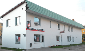 Windows, doors, gates, shutters installation and repair. Jelgava.